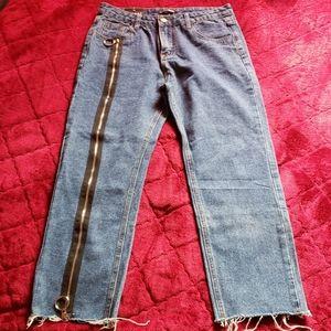 Fashion Nova High-Rise Jean